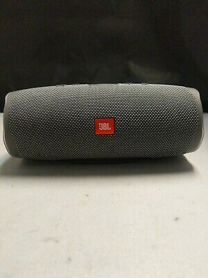 JBL Charge 4 Portable Bluetooth Speaker, gray