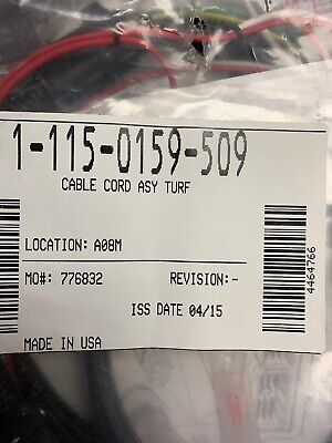 115-0159-509 Raven Cable Cord Assembly Turf