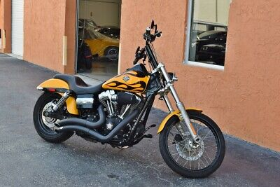 2011 Harley-Davidson Dyna  FXDWG Dyna Wide - Amazing condition - Runs Flawlessly - Nice Upgrades!