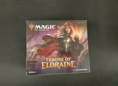 Magic The Gathering TCG Throne of Eldraine BOOSTER BUNDLE WOTC BRAND NEW SEALED