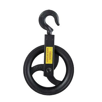 Hand wheel rope pulley 160MM