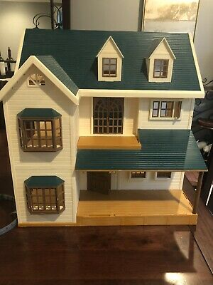 calico critters doll house
