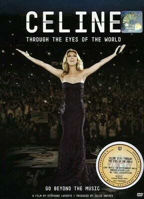 Celine Dion - Through The Eyes Of The World (Import) New Dvd