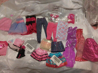 Barbie Doll clothes  Lot Of 20 ,NEW, NOT IN PACKAGE