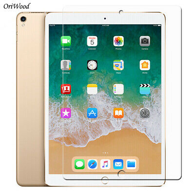 Real Tempered Glass Screen Protector For iPad 9.7 10.2 7th 5th 6th Mini Air Pro