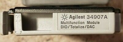 34907A HP Used Agilent Keysight