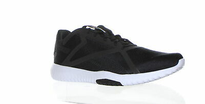 Reebok Mens Flexagon Force 2.0 Black Cross Training Shoes Size 11.5