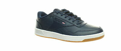 Reebok Mens Club Memt Us-collegiate Navy/Black Fashion Sneaker Size 7.5