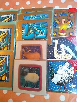 Christmas Cards x60 ALTERNATIVE Quirky Bulk job lot shop closing down selection