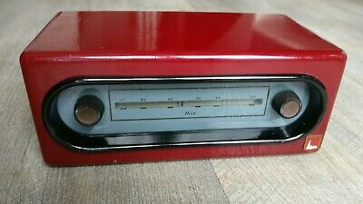Avialex Radio tsf de collection1957 / Type 54.700 Tuner FM /constructeur avions