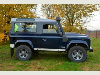 Land Rover Defender 90 2.5 TD5 County Station Wagon Sunroof Impeccable