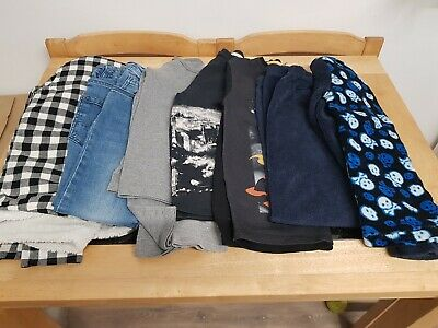 Boys Clothes Bundle Age 9-10 Years