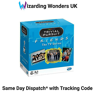 Trivial Pursuit Game Friends Edition - Winning Moves - Christmas Gift