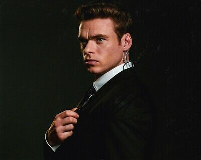 David Budd Signed Mounted Photo Display Bodyguard Autographed Gift Picture Print Richard Madden