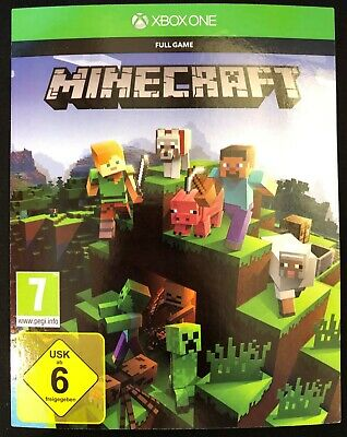 [FULL GAME] Minecraft for Xbox One [Redeemable CODE]