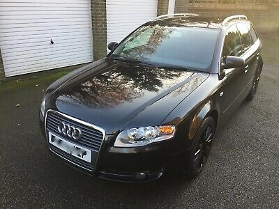 Audi A4 Avant 2.0 TDi SE AUTOMATIC, LEATHER, 2 Private Owners, 90,000 mls