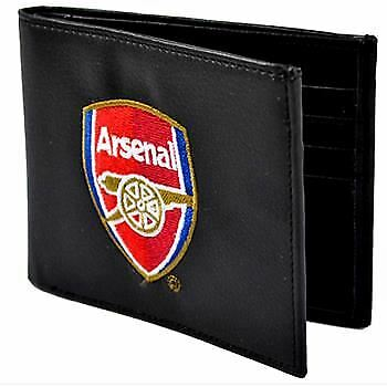 Arsenal Football Club Club Crest Leather Wallet