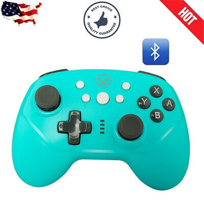 Pro Controller for Nintendo Switch/Lite Wireless Wired Gamepad Joypad Console US