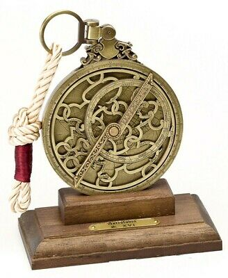 Astrolabe Sextant Nautical Scientific Antique FUNCTIONAL handmade reprooduction