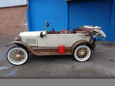 1926 F0rd Model T 2.8 Tourer Build N0 134414O7 4 DOor C0nvertible