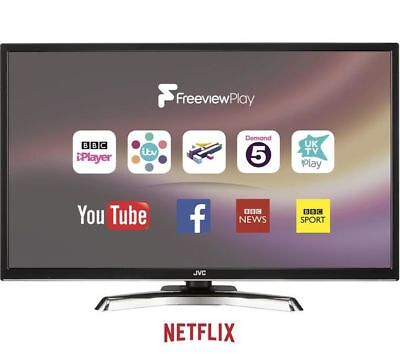 "JVC LT-32C780 32"" SMART Full HD 1080p LED TV, Netflix, WiFi, Internet & Apps"
