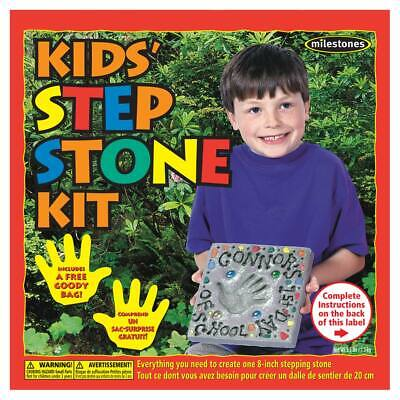 Midwest Milestones Kid s Step Stone Kit 901-11232