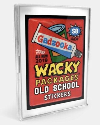 NEW NEW 2019 Topps Wacky Packages OLD SCHOOL 8th SERIES 8 Complete Set 30/30