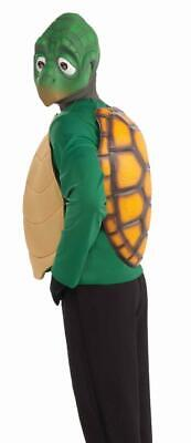 Turtle Costume wShell Front & Back Adult Standard