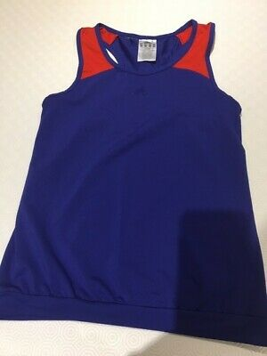 Adidas climacool Vest Girls 11-12 Years 152cm, in excellent condition