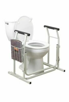 Drive Free Standing Toilet Safety Frame with Arm Rest
