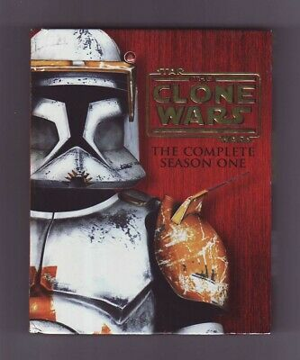 (Blu-ray) Star Wars: The Clone Wars - The Complete Season 1