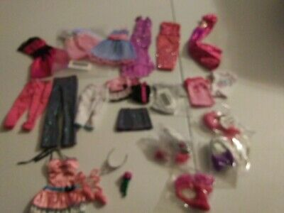 Barbie Doll clothes  Lot Of 20 PLUS ballerina tutu ,NEW, NOT IN PACKAGE
