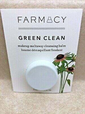 Farmacy Green Clean MakeUp Meltaway Cleansing Balm Sample Size