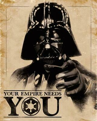 R-K6 Your Empire Needs You - Maxi Poster 61cm x 91.5cm PP33491 Star Wars