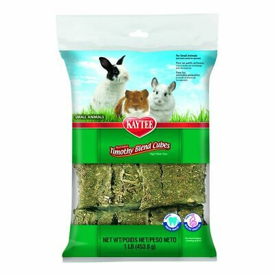 LM Kaytee Natural Timothy Blend Cubes - 1 lbs