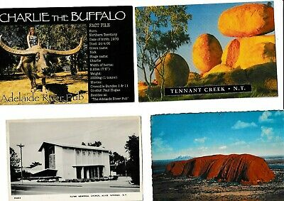 Northern Territory Postcards............23 Modern . .