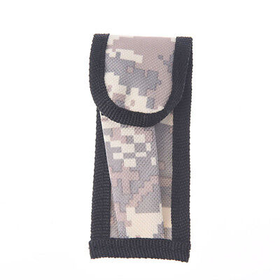 1pc mini small camouflage nylon sheath for folding pocket knife pouch case JPTJ