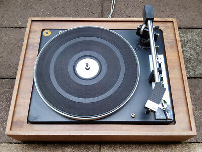 Vintage Elac Miracord 660 Auto Capstan Drive Turntable