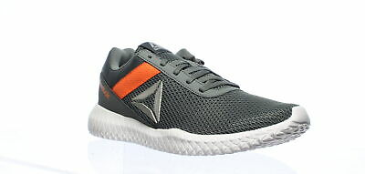 Reebok Mens Flexagon Energy Tr Gray Cross Training Shoes Size 8.5