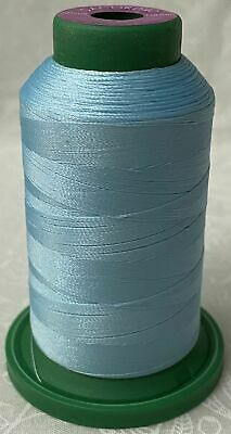 ISACORD 40, Machine Embroidery / Sewing Thread 1000m Colour 4240 SPEARMINT