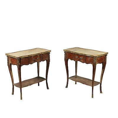 Pair of Revival Coffee Tables France Early 1900s