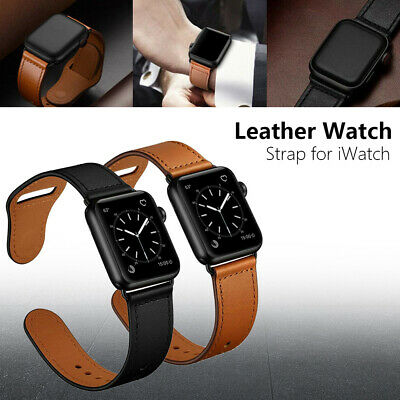 Watch Band Strap For Apple iWatch Series 5 4 3 2 1 38/40mm 42/44mm Business Men