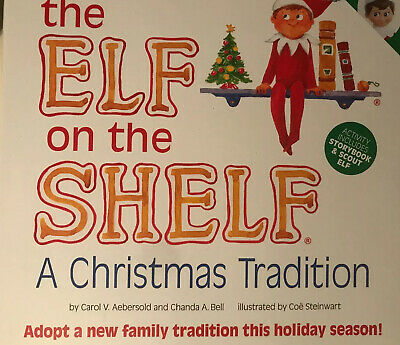 NEW The Elf on the Shelf (boy) : A Christmas Tradition Box Set