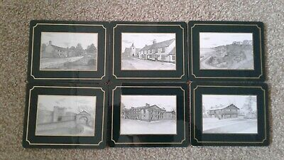 Vintage isle of Wight Set of 6 Coasters . New. Boxed. Island artist.