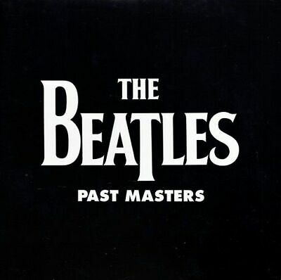 THE BEATLES Past Masters Vinyl Record LP Apple 2017 180 Gram Brand New Sealed