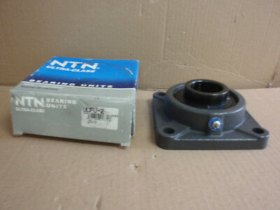 UCFU-2 NTN NEW In Box Mounted Cast Iron Bearing UCFU2
