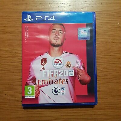 PS4 FIFA 20, ***totally unmarked***