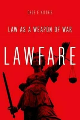 NEW Lawfare By Orde F. Kittrie Paperback Free Shipping