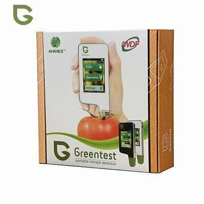 GREENTEST 1 Portable Nitrate Tester Fruit Vegetable Nitrate Detection 2 Color