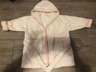 Next Girls Dressing Gown Age 12-18 Months